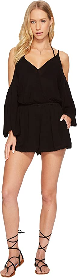 L*Space Soho Romper Cover-Up