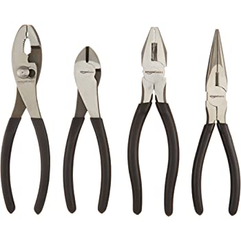 AmazonBasics Plier Tools Set - Set of 4