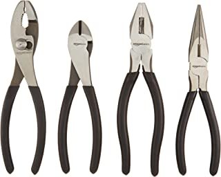 AmazonBasics Plier Tools Set - Set of 4