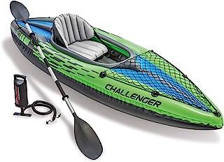 Intex 68305 Inflatable Challenger K1 Boat Set
