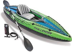 Intex - Kayak - Challenger 1 - Pour 1 personne