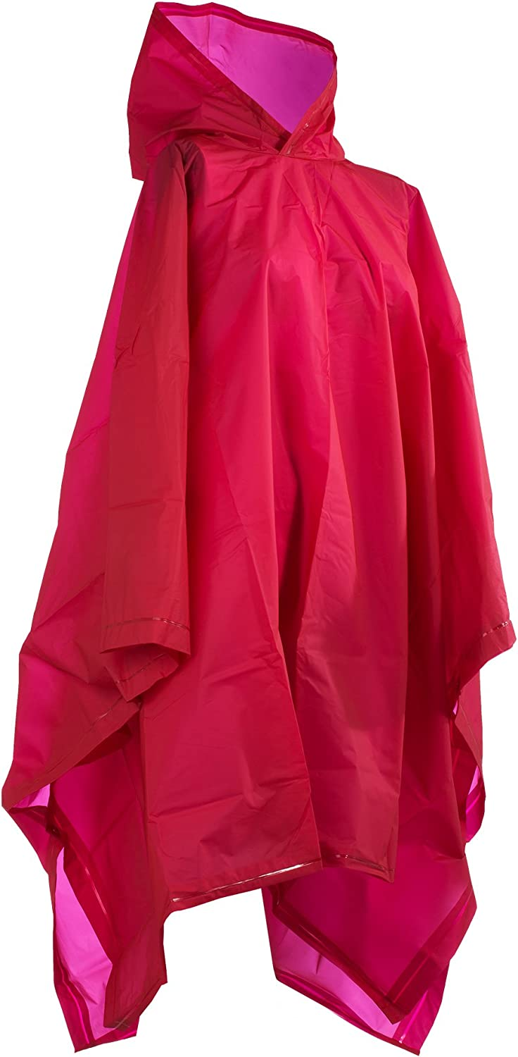 online shopping totes Unisex Rain Poncho lightweight Elegant packable reusable and on