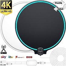 Biling Antena TV Interior- Antena TV portátil HD TV Digital