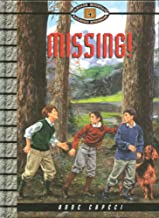 Missing! (Cascade Mountain Railroad Mysteries Book 4)