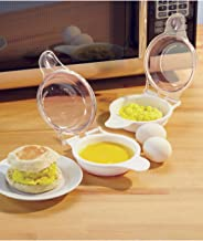 Old Home Kitchen Microwave Eggs n' Muffin Cooker