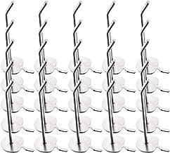 25X Single Pegboard Haak Slat Wall Retail Shop Prong Peg Hangers Board Hangers