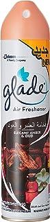 Glade Elegant Amber and Oud Air Freshener - 300 ml