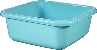 CURVER | Bassine carrée 15L, Turquoise, basins, 39x39x15 cm
