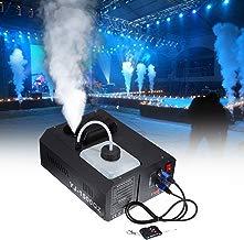 Ridgeyard DMX Maquina de Humo 1500W máquina de la niebla 2L con mando a distancia para Stage boda disco DJ bar Party spray hasta 5m