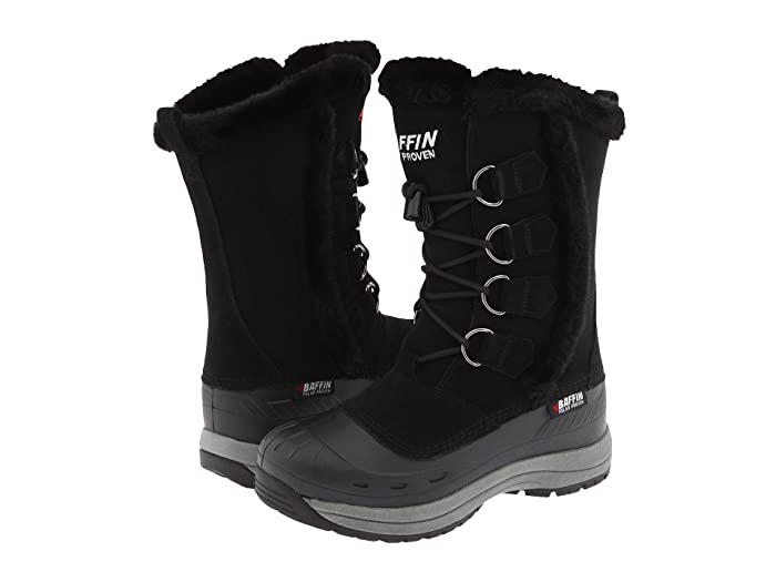 Baffin  Chloe (Black) Womens Cold Weather Boots
