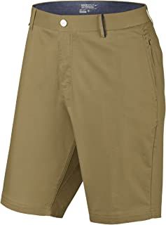 Men's Modern Fit Washed Shorts,