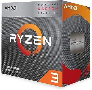 AMD Ryzen 3 3200G with Wraith Stealth cooler 3.6GHz 4コア / 4スレッド 65W YD320GC5FIBOX 三年保証 [並行輸入品]