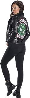 Rubie's Women's Riverdale Toni Topaz Deluxe Serpent Costume Jacket