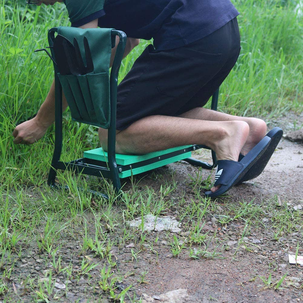 Award YTNP Garden Don't miss the campaign Kneeler and Seat Bench Foldable w ,Portable