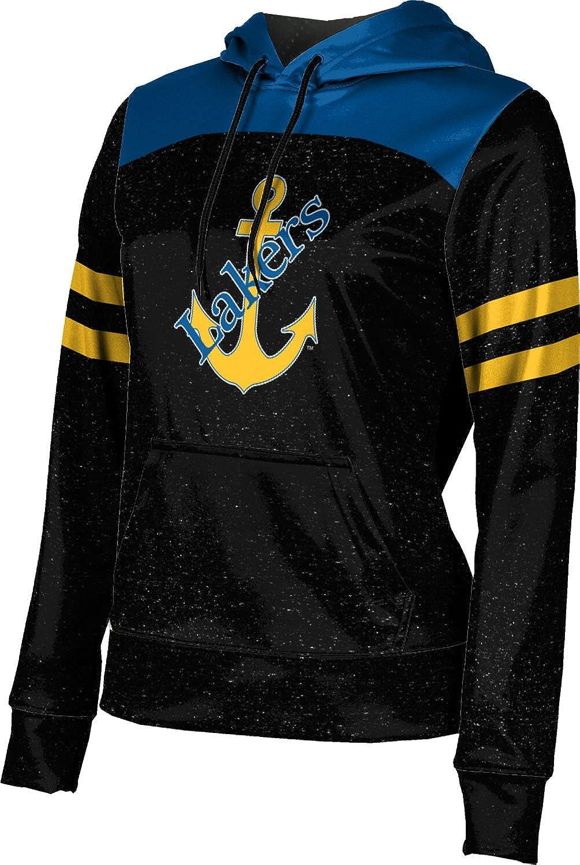 Lake Superior State University Girls' Pullover Hoodie, School Spirit Sweatshirt (Gameday)