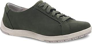 Dansko Women's Leela Lace Up Sneakers - Casual Flat Fashion Sneaker