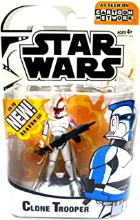 Star Wars Clone Wars Clone Trooper Assorted