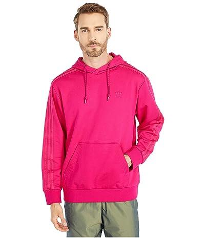 adidas Originals Winterized Hoodie (Bold Pink) Men