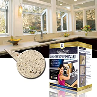 Daich DCT-MNS-SP Quart Spreadstone Mineral Select Countertop Refinishing Kit, Lode Stone