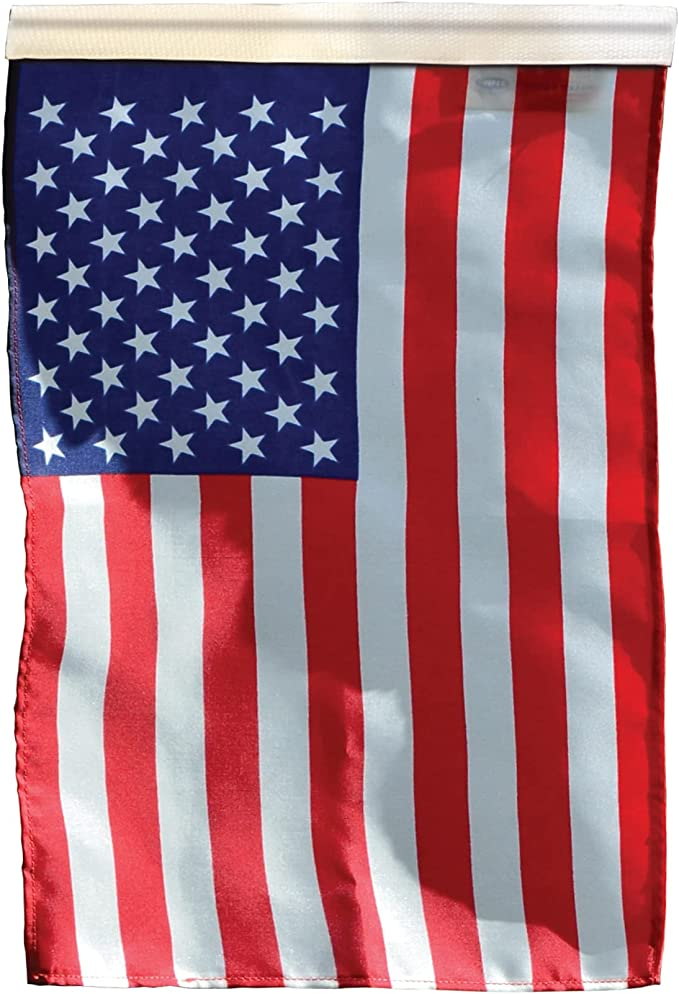 USA Yall Patriotic Flag Sunflower 15 x 15 Large Tote Bag