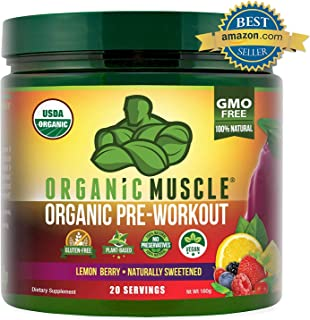 Best all natural organic pre workout Reviews