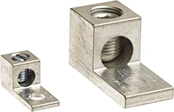 20 Piece Mechanical Set-Screw Type Transformer Lug Kit, 15-37-1/2 KVA 1 Phase/15-45 KVA 3 Phase