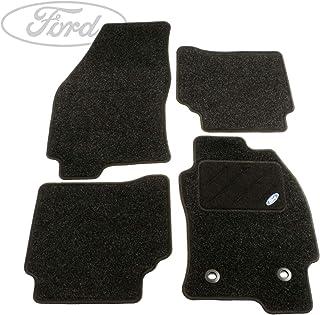 Genuine Ford Fusion Front Rear Contour Floor Mat Carpet Set 1577513
