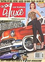 Car Kulture Deluxe Magazine August 2018
