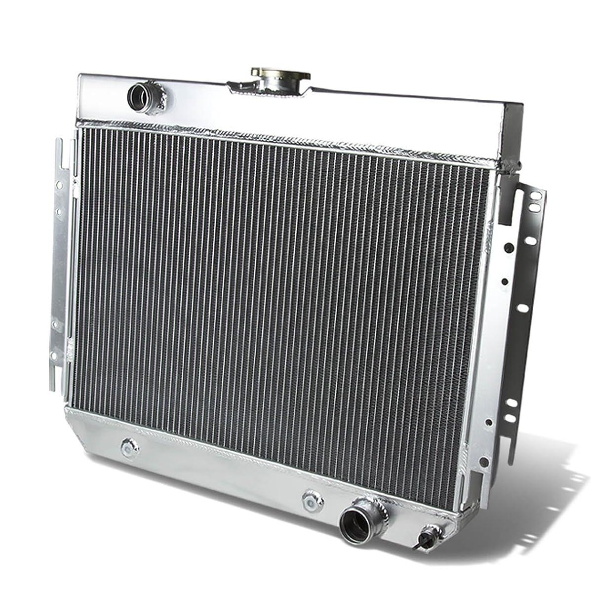 DNA Motoring RA-MID64-2 Aluminum Racing Radiator