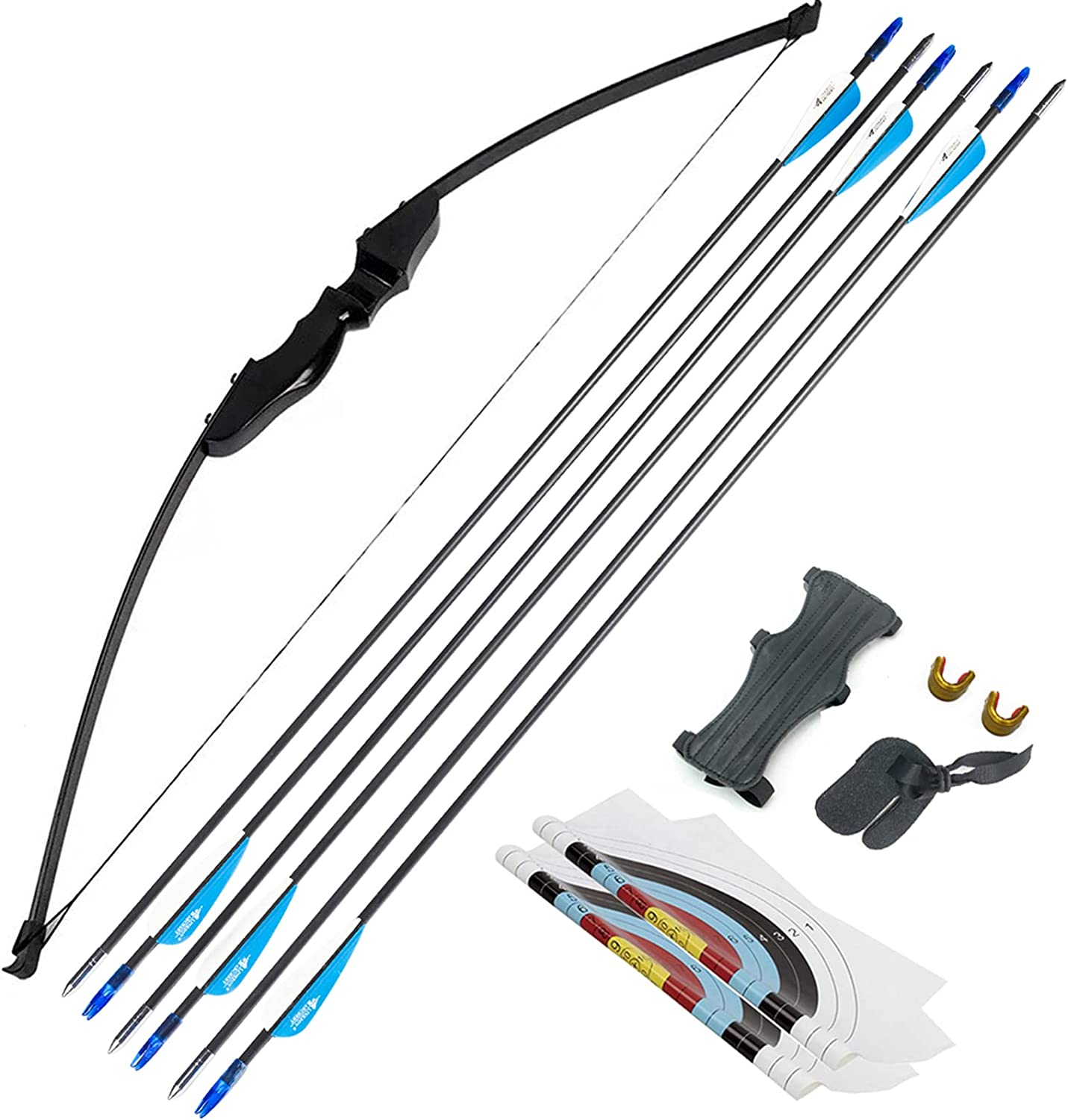 Linkboy Archery Sales of SALE items from new works Teenager Recurve Set for 40lbs Bargain sale Bow
