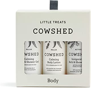 Cowshed Little Treats- Body, 3 x 30 ml