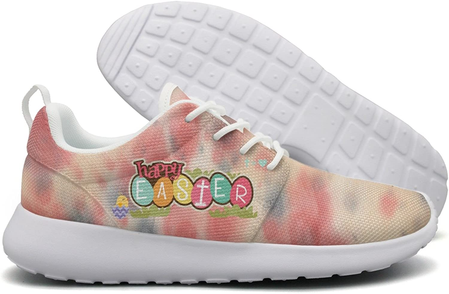 Happy Easter Sunday Womens Flex Mesh Running shoes For Women