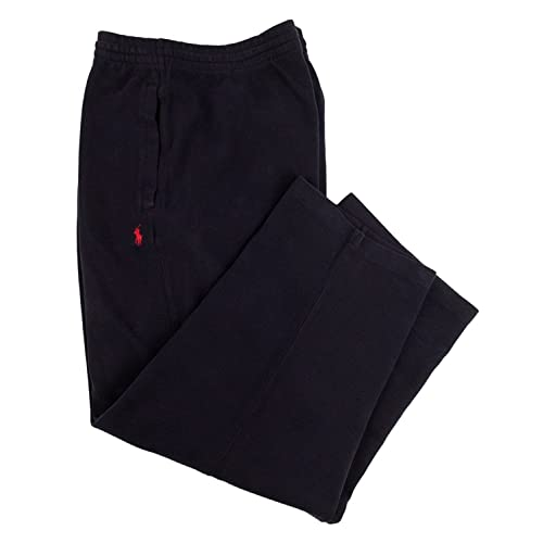990c1f1a3f1b71 Polo Ralph Lauren Men s Big and Tall French Rib Athletic Sweat Pants