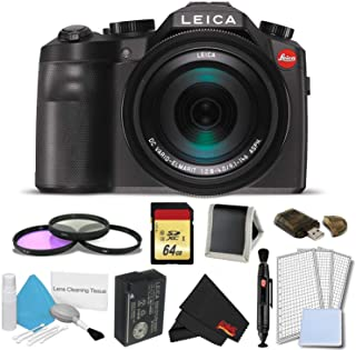 Leica V-LUX (Typ 114) Digital Camera Complete Bundle