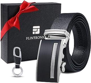 Boucle de ceinture réversible pour hommes 2pack à boucle simple avec