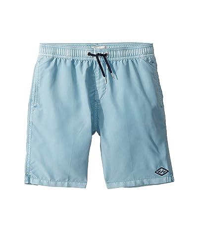 Billabong Kids All Day Layback Boardshorts (Big Kids) (Coastal) Boy