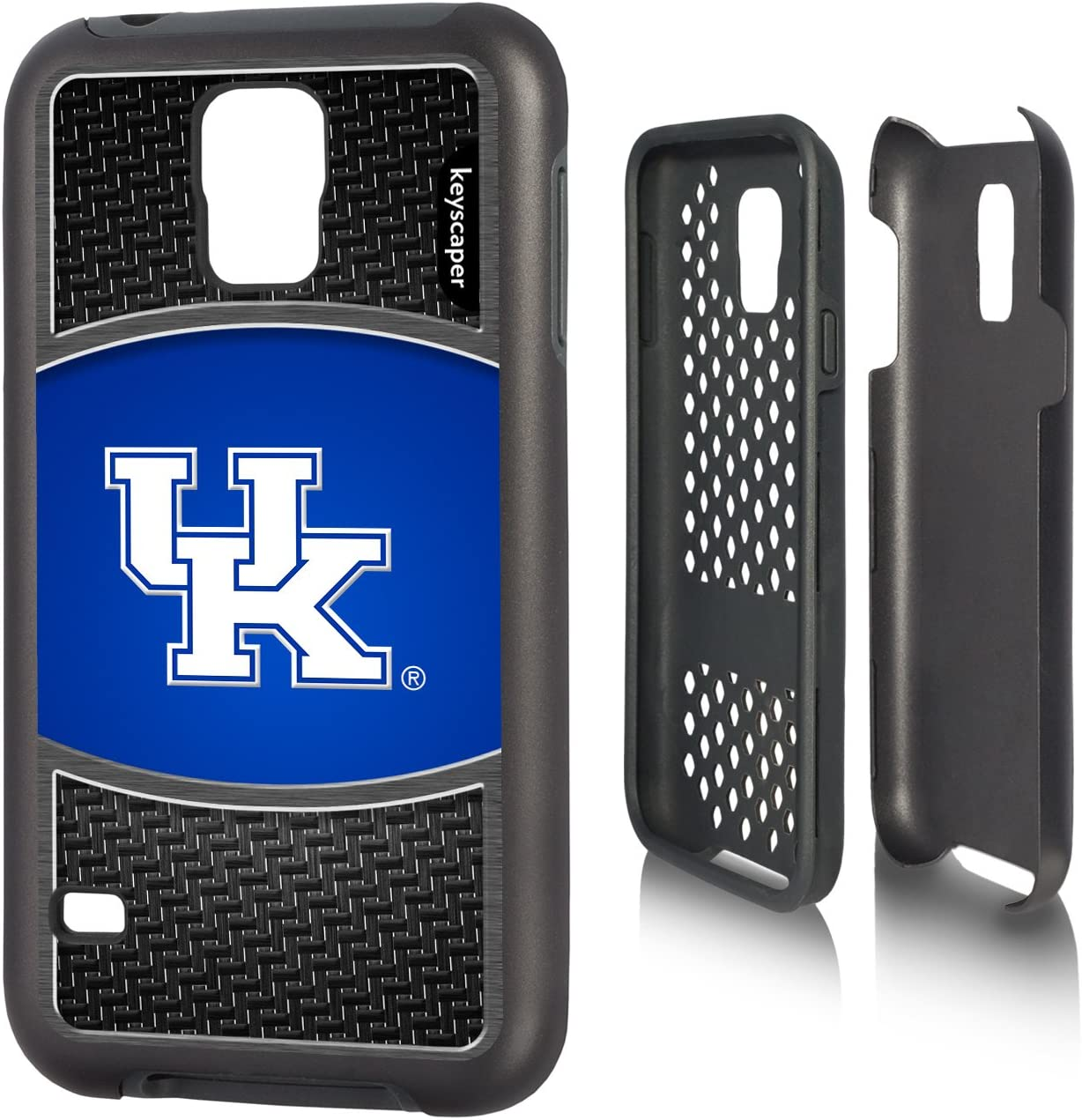 Keyscaper NCAA Galaxy S5 Case Popular product Cheap mail order shopping Rugged Prime in