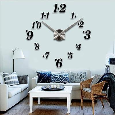 Shuangklei Diy Wall Clock European Clock Quartz Clock Fashion Background ...