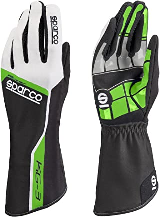 08 Sparco 00255308VF Guantes Verde