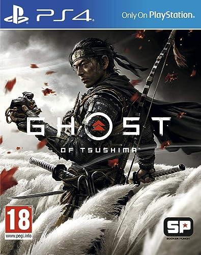 Sony, Ghost of Tsushima sur PS4, Jeu d'action et d'aventure, Édition Standard, Version physique, En français, 1 joueu...