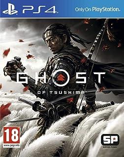 Sony, Ghost of Tsushima sur PS4, Jeu d'action et d'aventure, Édition Standard, Version physique, En français, 1 joueur, PE...