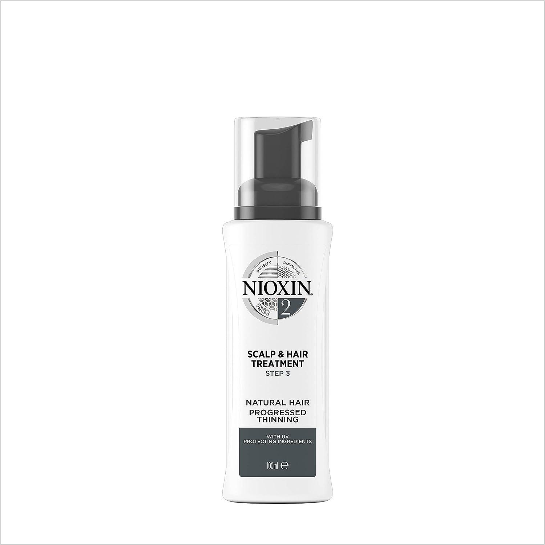 NIOXIN Sistema 1/2/3/4/5 y 6 Paso 3 - Acondicionador Scalp Therapy Treatment - Elige tu Tipo de Cabello
