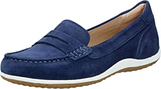 Geox D for Womens D Vega Loafer Flats