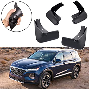 OE Splash Guards Mud Guards Flaps For 13-2018 Hyundai Santa Fe ix45 Sport XL