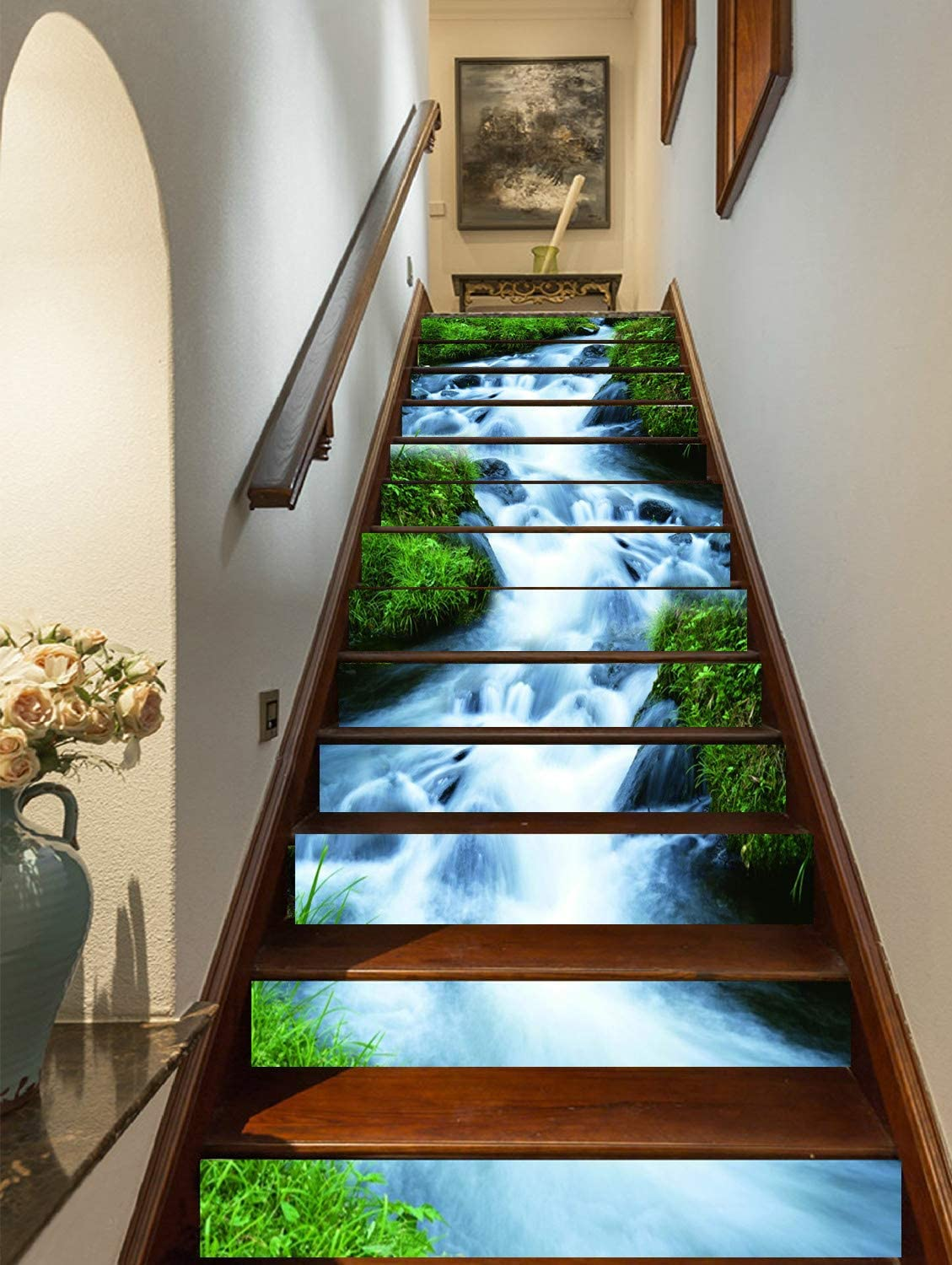 Awesome DIY Staircase Makeovers