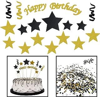 NvWang Candele Torta di Compleanno,Metallico Candeline Torta 36 Pezzi Festa Lungo Sottile Candele con Supporti per Matrimoni Festa di Compleanno Baby Bridal Shower Anniversary,Oro