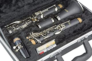 LJ Hutchen Bb Clarinet with Hardshell Case