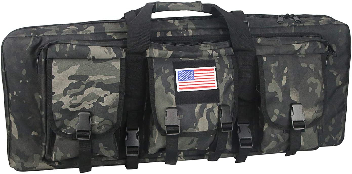 Ranking TOP11 Lovely People 32 Inch Bombing new work Double Tactical Rifle Carbine Outdoor Bag