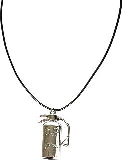قلادة من خليط معدني مع تعليقة كاجوال للرجال، 15 سم