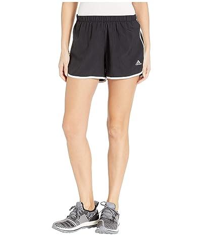 adidas M20 4 Shorts (Black/White) Women